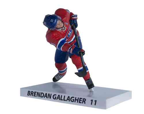 "NHL Figure 6"" Brendan Gallagher"