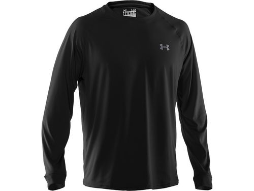 UNDER ARMOUR Men's Tech Long Sleeve Tee Aikuisten Paita