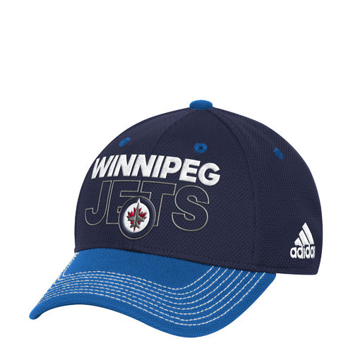 Winnipeg Jets Adidas NHL Locker Room Flex Lippis [L/XL]