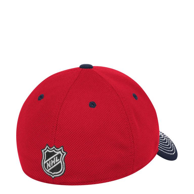 ... Washington Capitals Adidas NHL Locker Room Flex Lippis  L XL  baf1a8b58