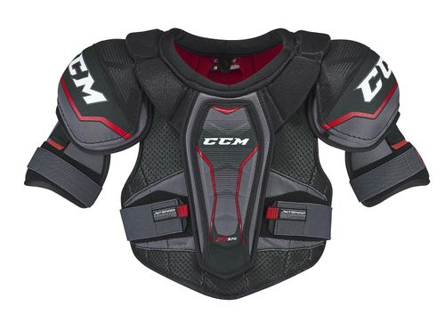 CCM Jetspeed FT370 JUNIOR S18 Hartiasuojat