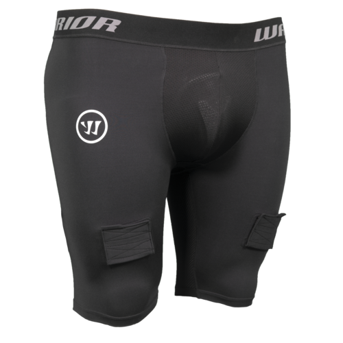 Warrior S18 SENIOR Compression Alasuojashortsit