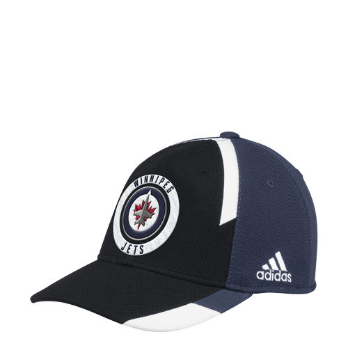Adidas NHL Echo Flexfit Cap Lippis Winnipeg Jets