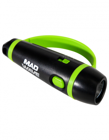 MAD WAVE Coach Electronic E-Whistle Pilli