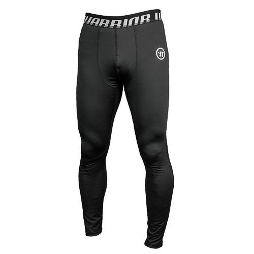 Warrior Compression Tight Housut S19 SENIOR Musta