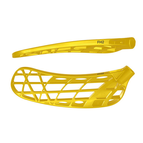 FAT PIPE BONE FREAK YELLOW FH2 PE-h Blade Salibandymailan Lapa
