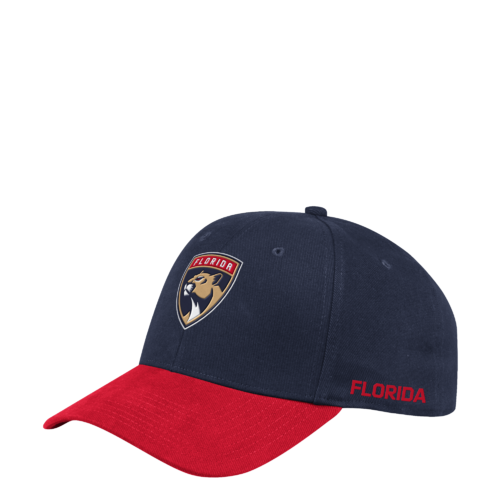 Adidas NHL Coach Flex Cap Florida Panthers S19 Lippis