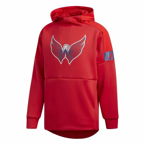 ADIDAS NHL Player Pullover Hood S19 Washington Capitals Aikuisten Huppari