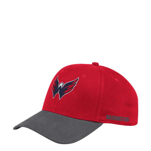 Adidas NHL Coach Flex Cap Washington Capitals S19 Lippis