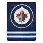 NHL Peitto Fleecehuopa 150x200cm Winnipeg Jets