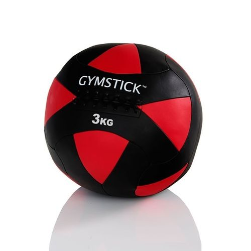 GYMSTICK Wall ball 3kg -Kuntopallo