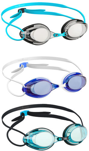 MAD WAVE Racing Goggles STREAMLINE Uimalasit