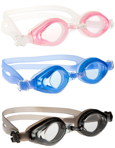 MAD WAVE Junior/Kids(Lasten)  Goggles AQUA Uimalasit