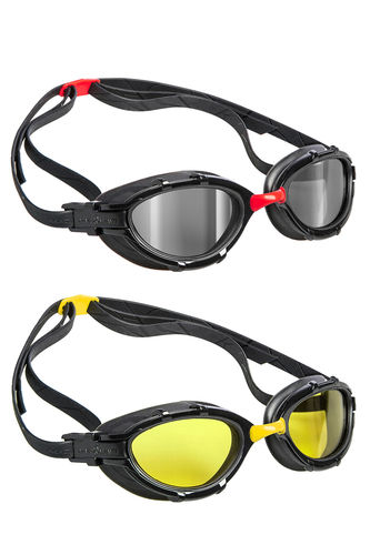 MAD WAVE Triathlon Goggles TRIATHLON Mirror Uimalasit