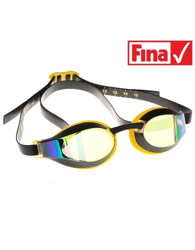 MAD WAVE Racing Goggles X-LOOK Rainbow Uimalasit