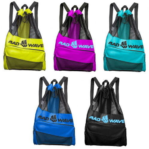 MAD WAVE Swim Sack Vent Dry Bag (65x48,5cm) Allaskassi