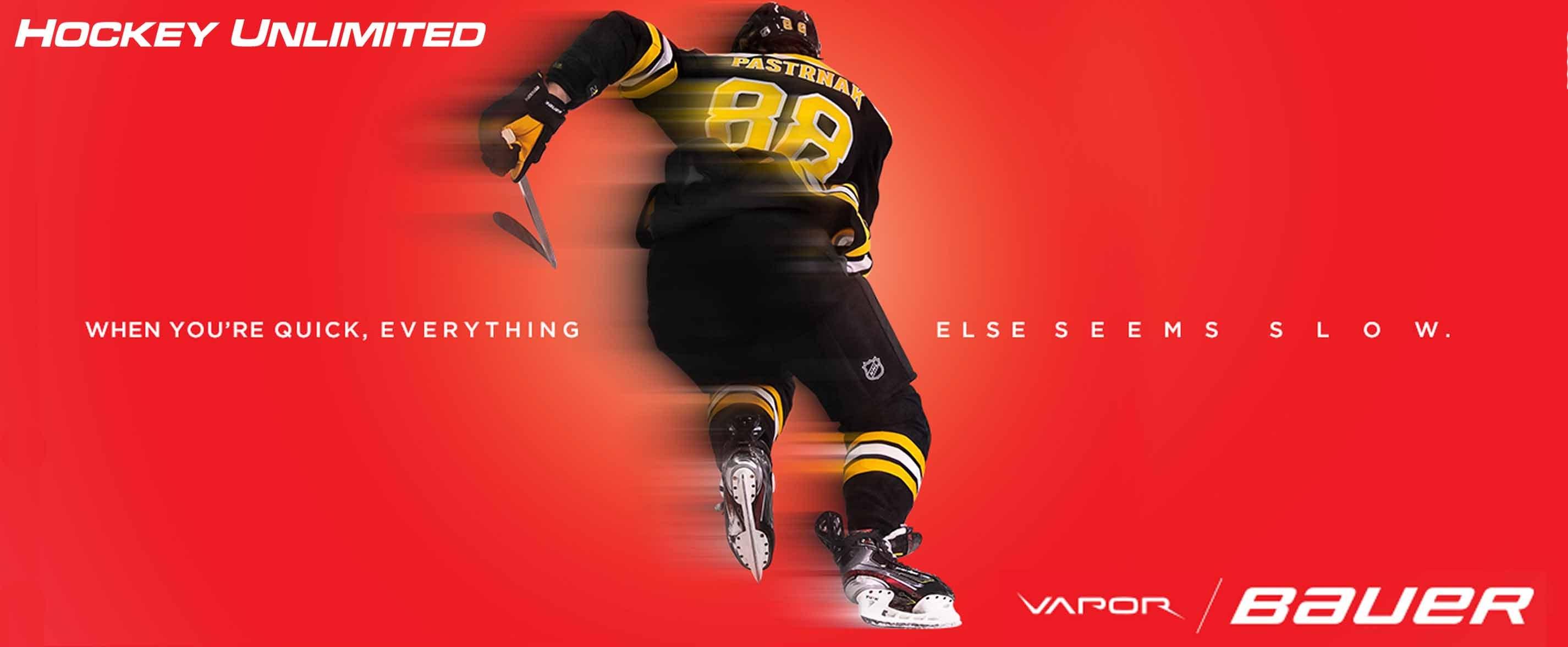 Bauer Vapor Skates Season 19